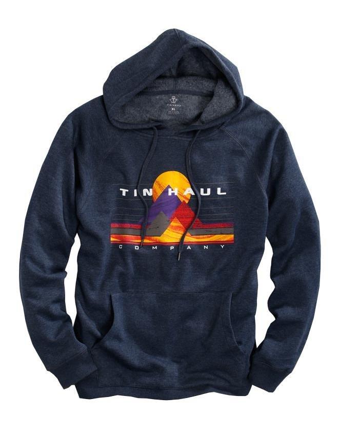Geometric Triangles Sweatshirt from Tin Haul