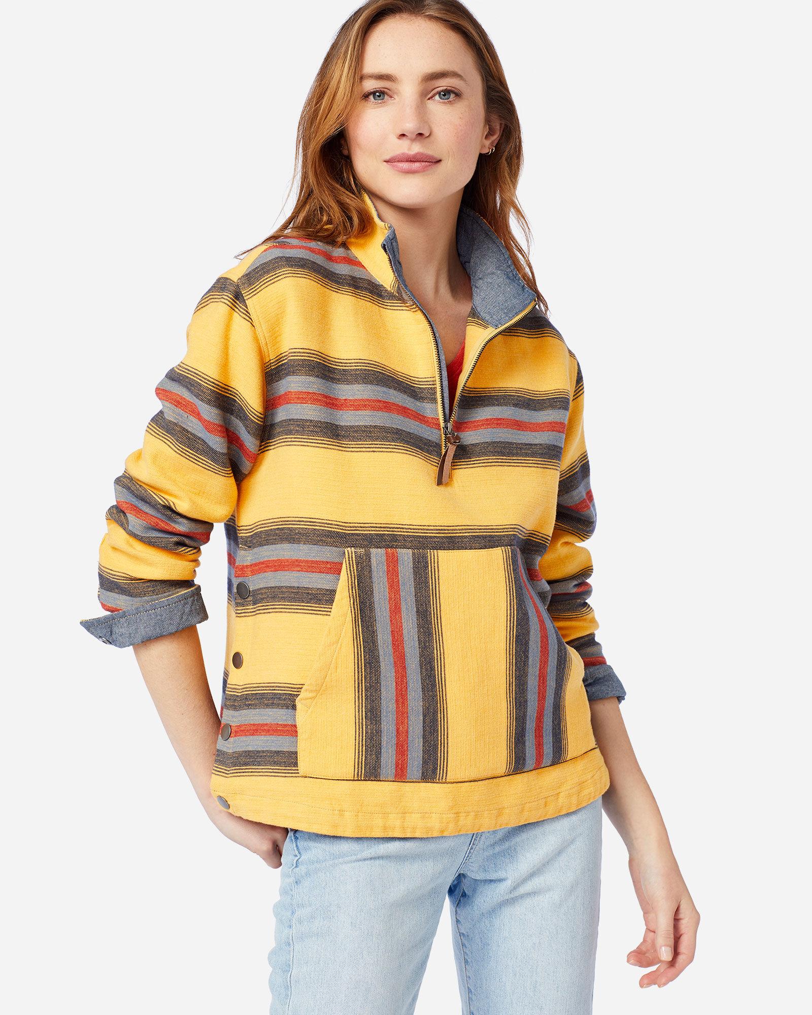 Half Zip Pullover from Pendleton