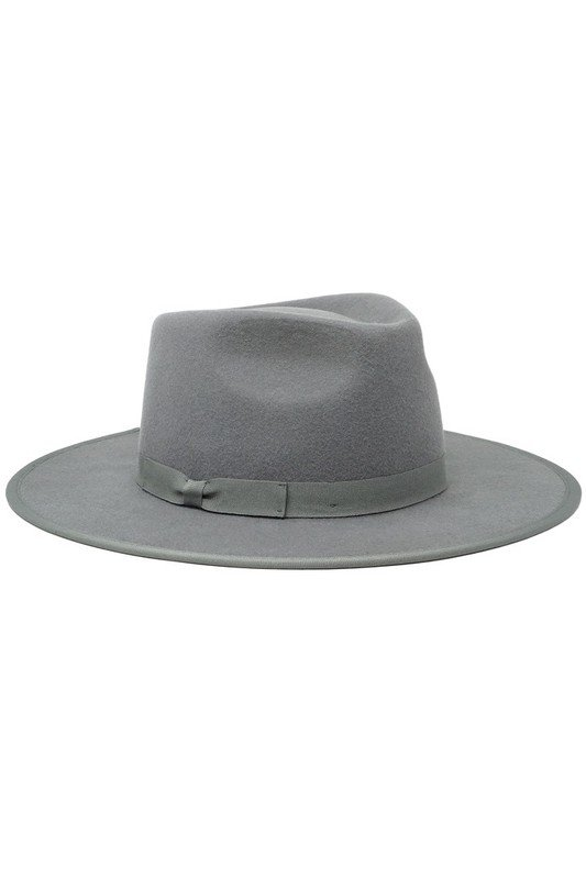 Astoria Grey Felt Hat