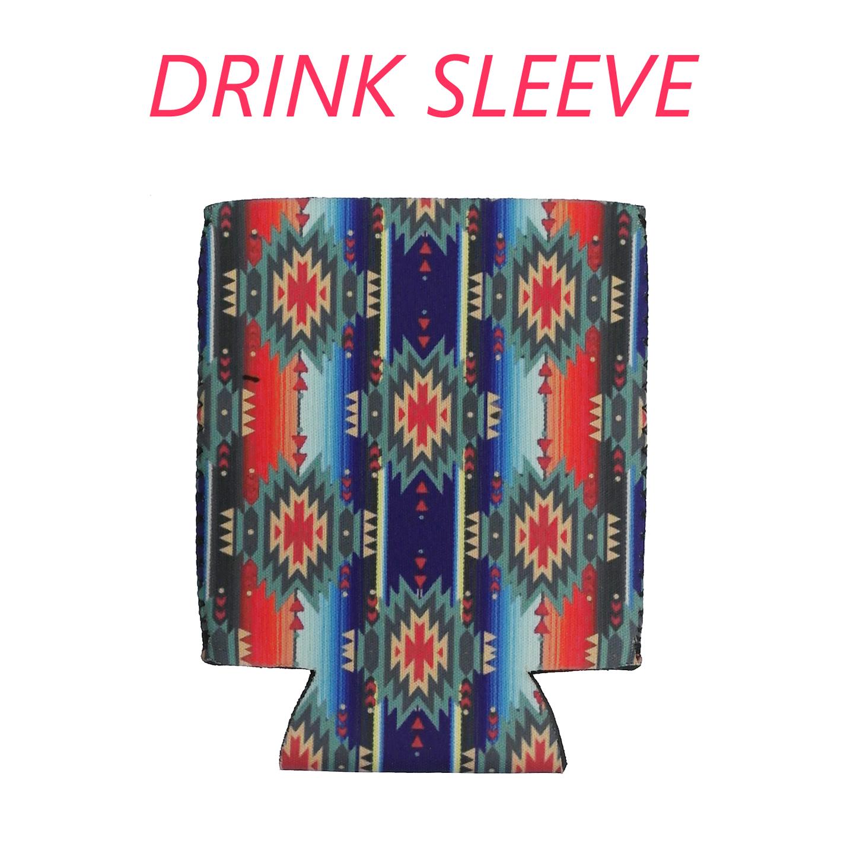Aztec Drink Sleeve