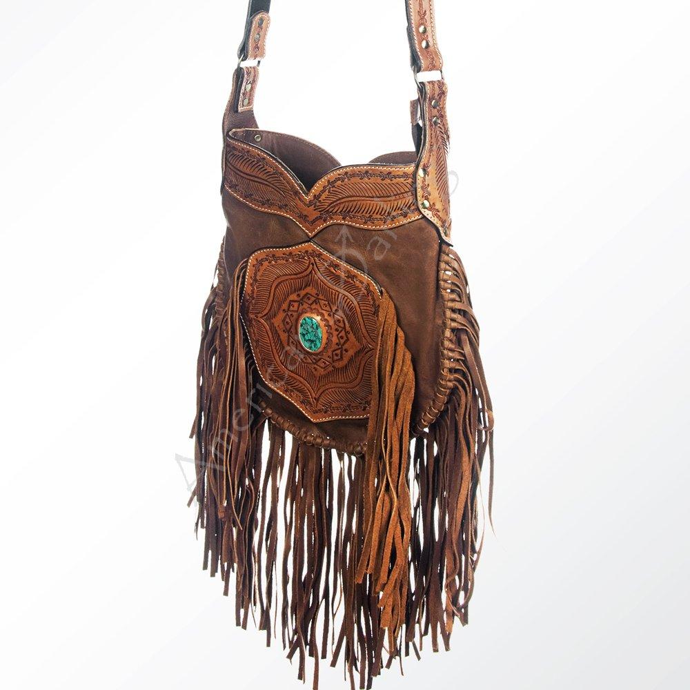 Chaps Fringe Handbag from American Darling