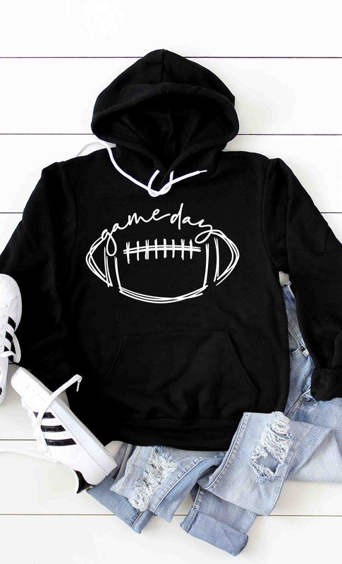 Football Game Day Hoodie