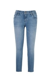 Connie Crop Skinny Raw Hem from Kut from the Kloth