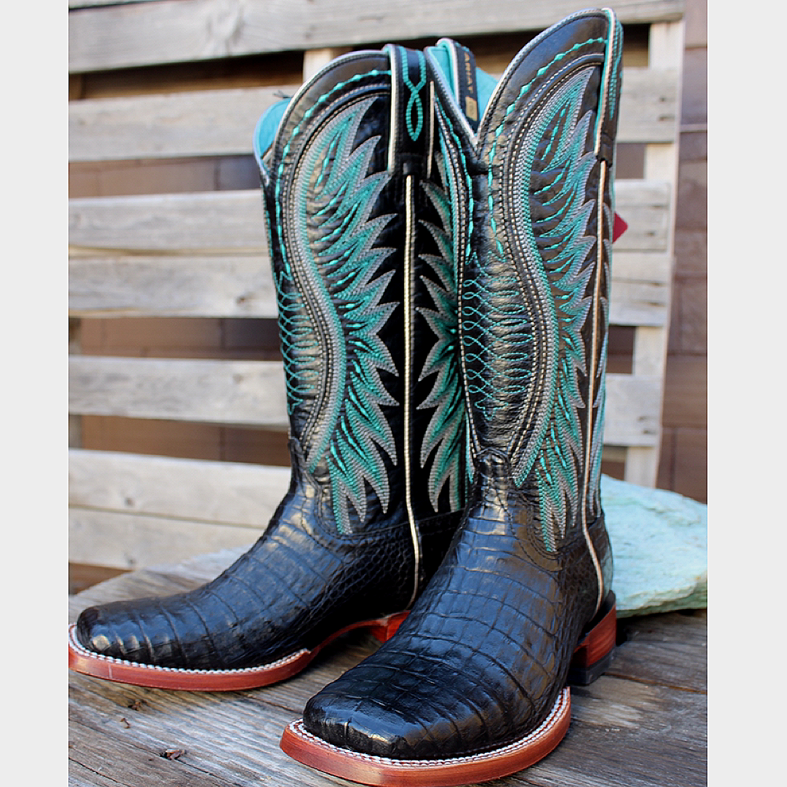 Ladies Vaquera Caiman from Ariat