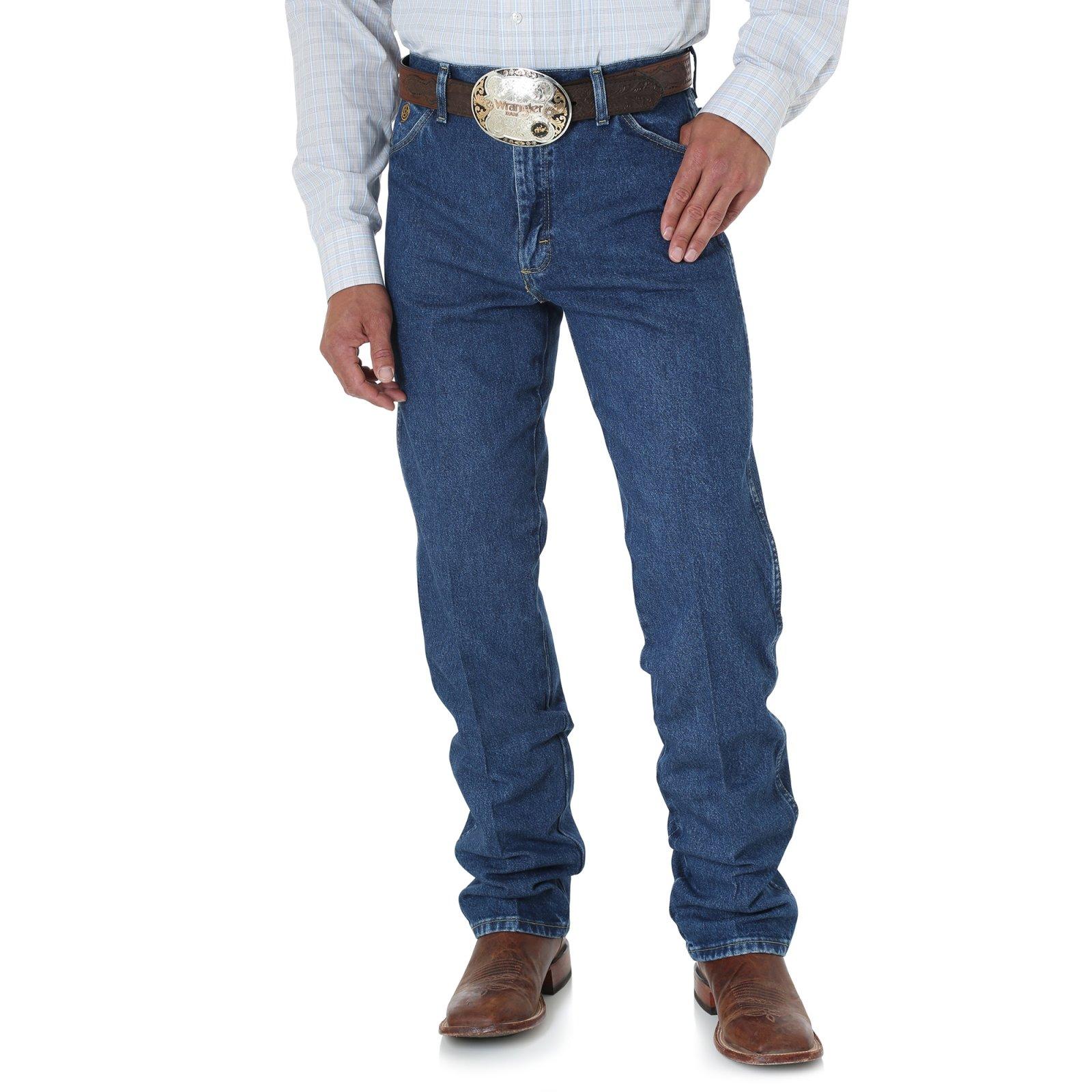 Men's George Strait Original Cowboy Cut Jean from Wrangler