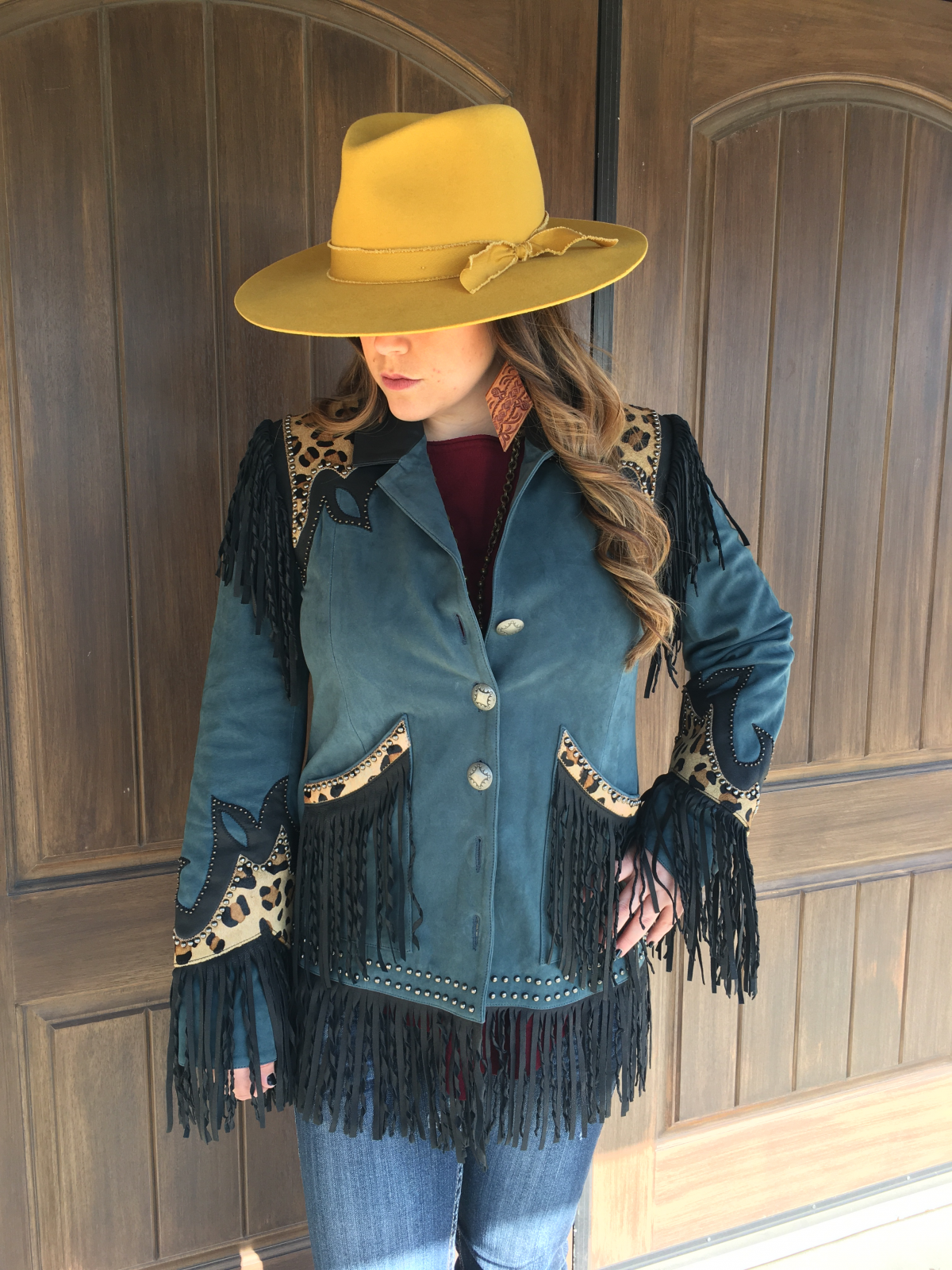 Texas Two Step Jacket from Double D Ranch