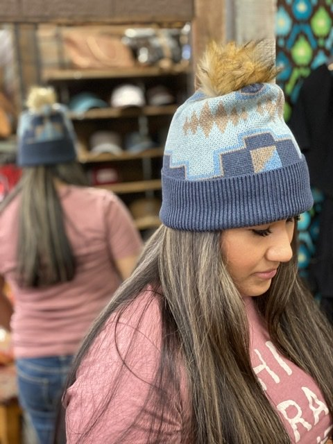 Greylock Blanket Hat