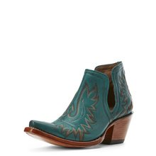 Dixon from Ariat in Agate Green