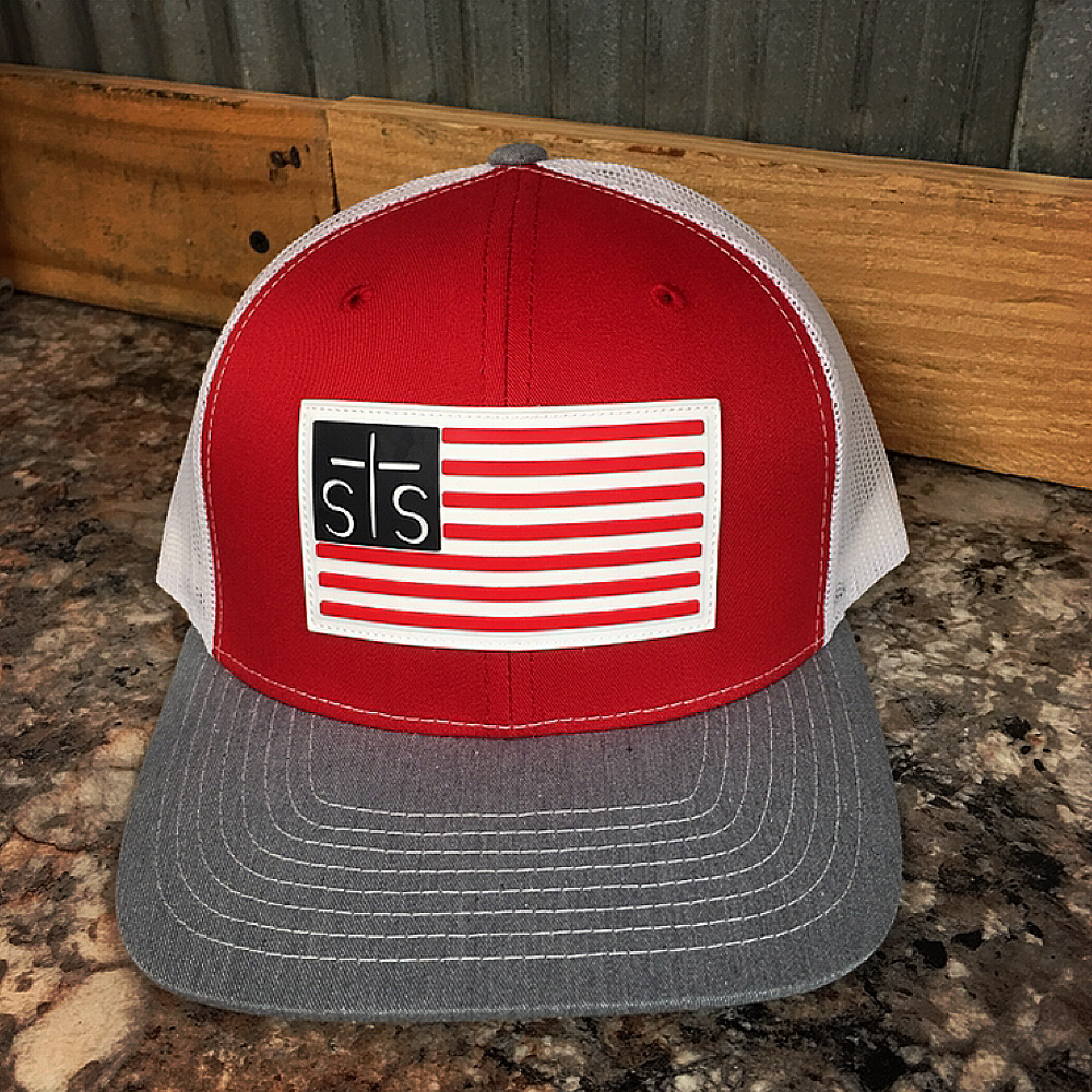 StS Flag Patch Ballcap from StS Ranch