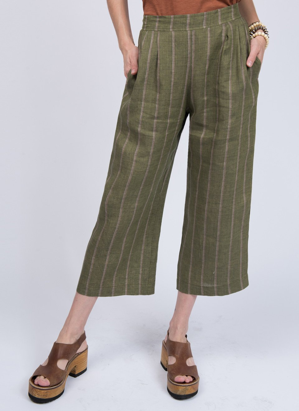 Get in Line Pant from Ivy Jane