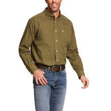 Bamberg Long Sleeve Printed Woven from Ariat