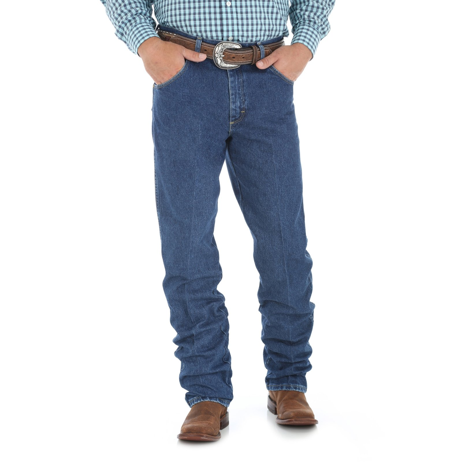 Men's George Strait Relaxed Cowboy Cut Jean from Wrangler
