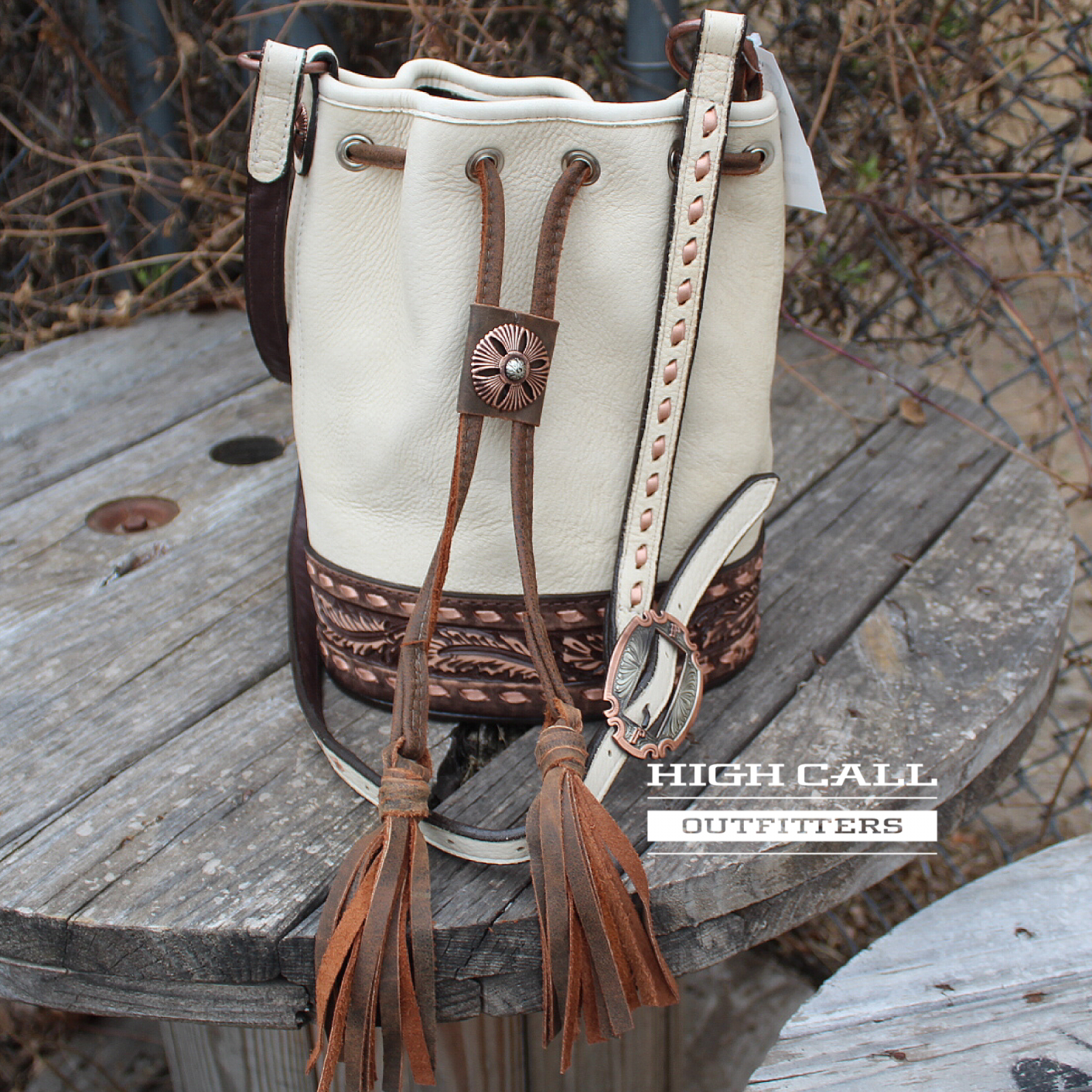 Barrel Bag from Double J Saddlery