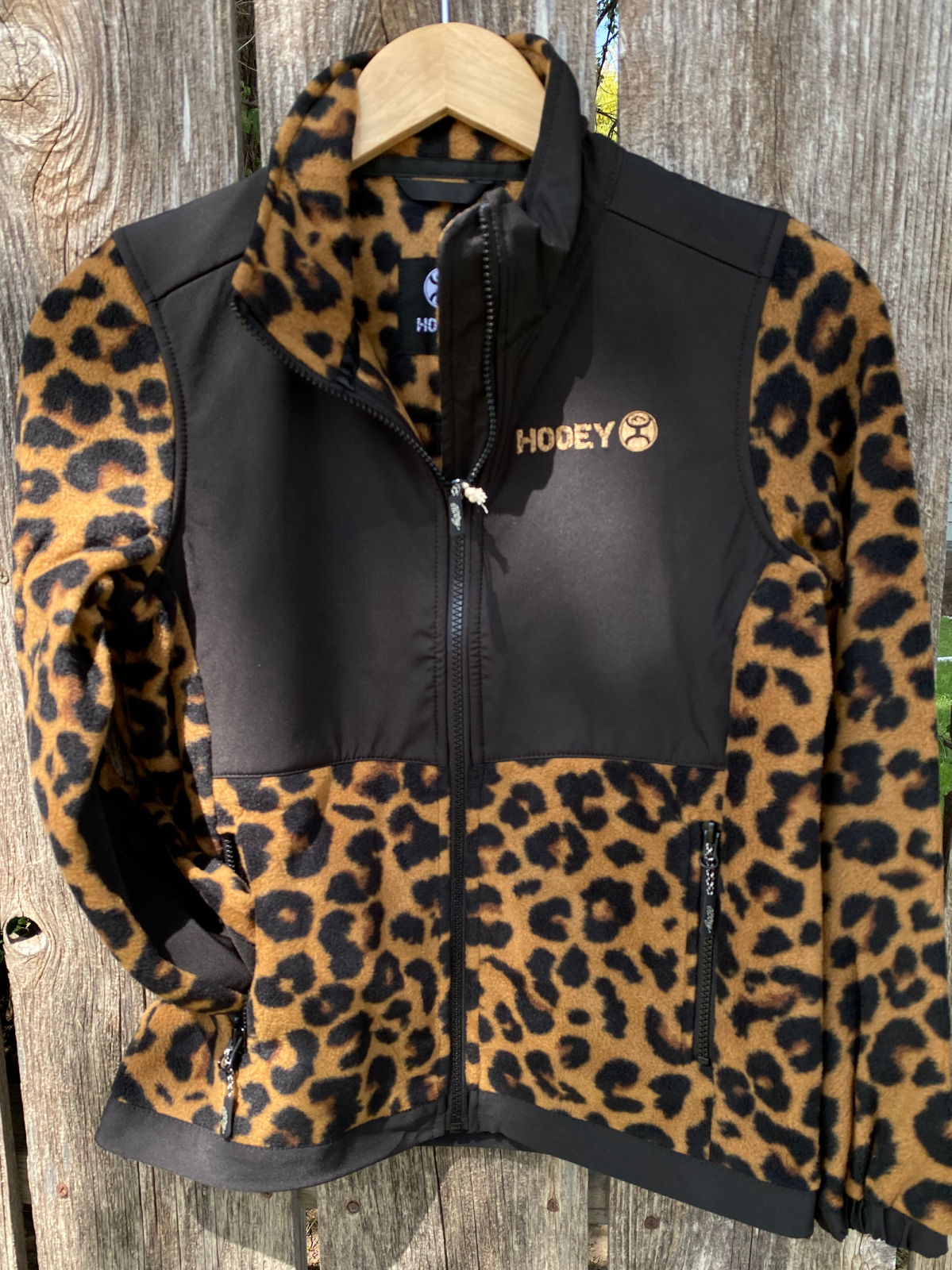 Youth Cheetah Tech Jacket from Hooey