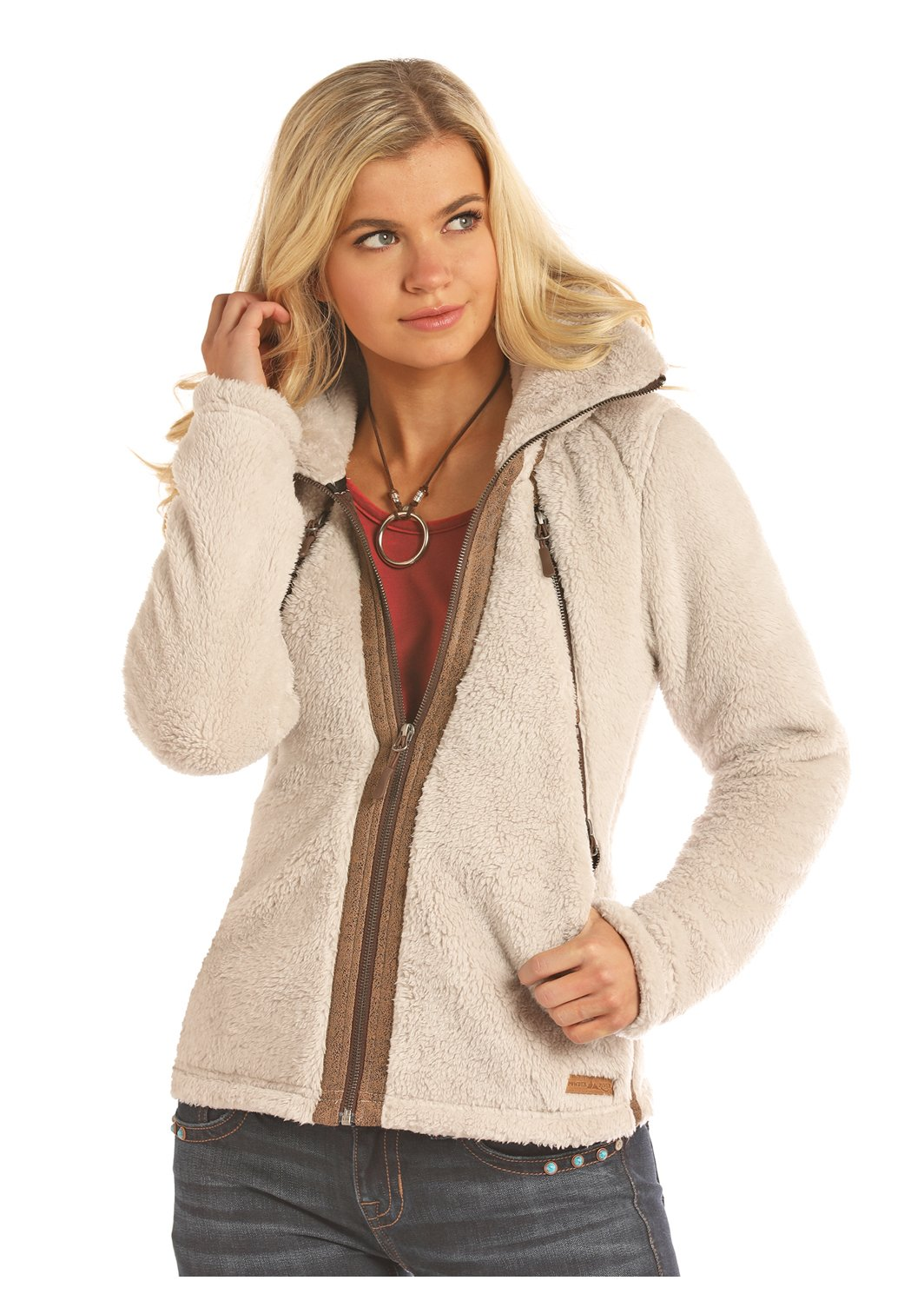 Fleece Jacket from Powder River