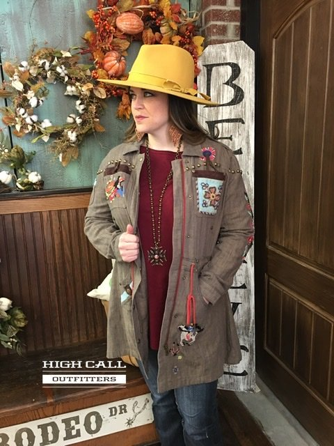 American Assemblage Field Jacket from Double D Ranch