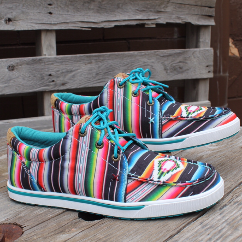 Hooey Loper Aztec Serape from Twisted X