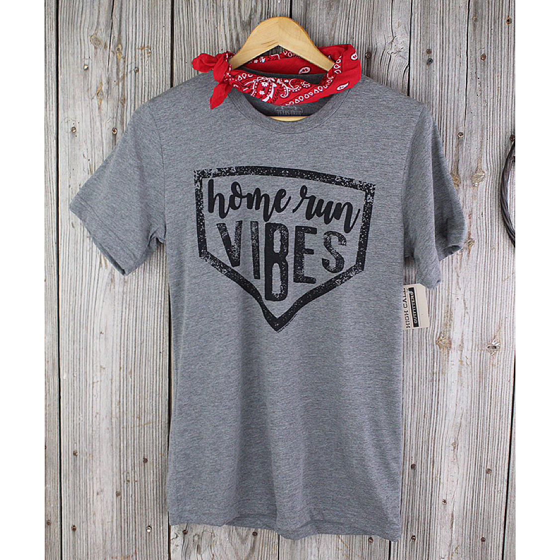 Home Run Vibes Tee Shirt