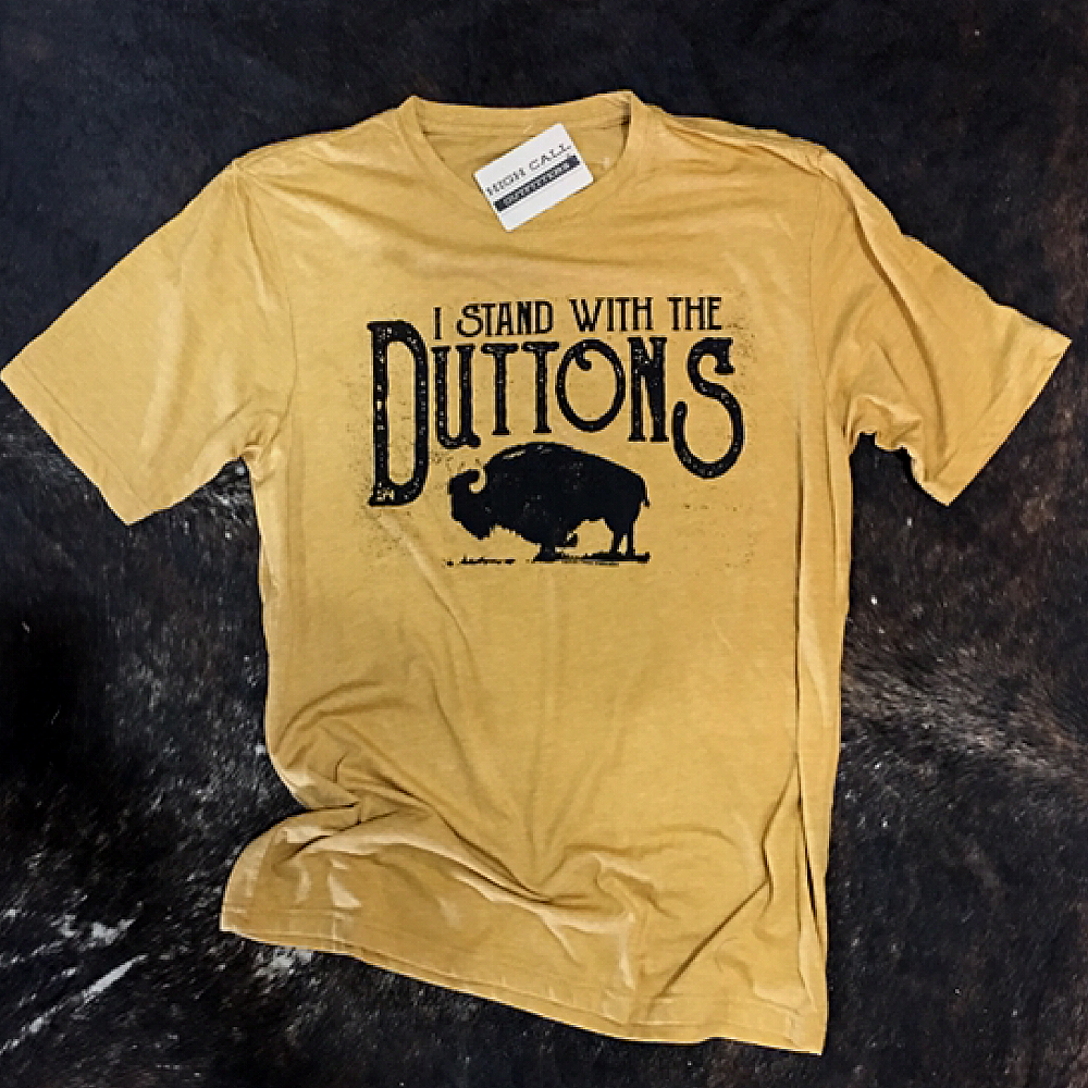 I Stand with the Duttons Graphic Tee