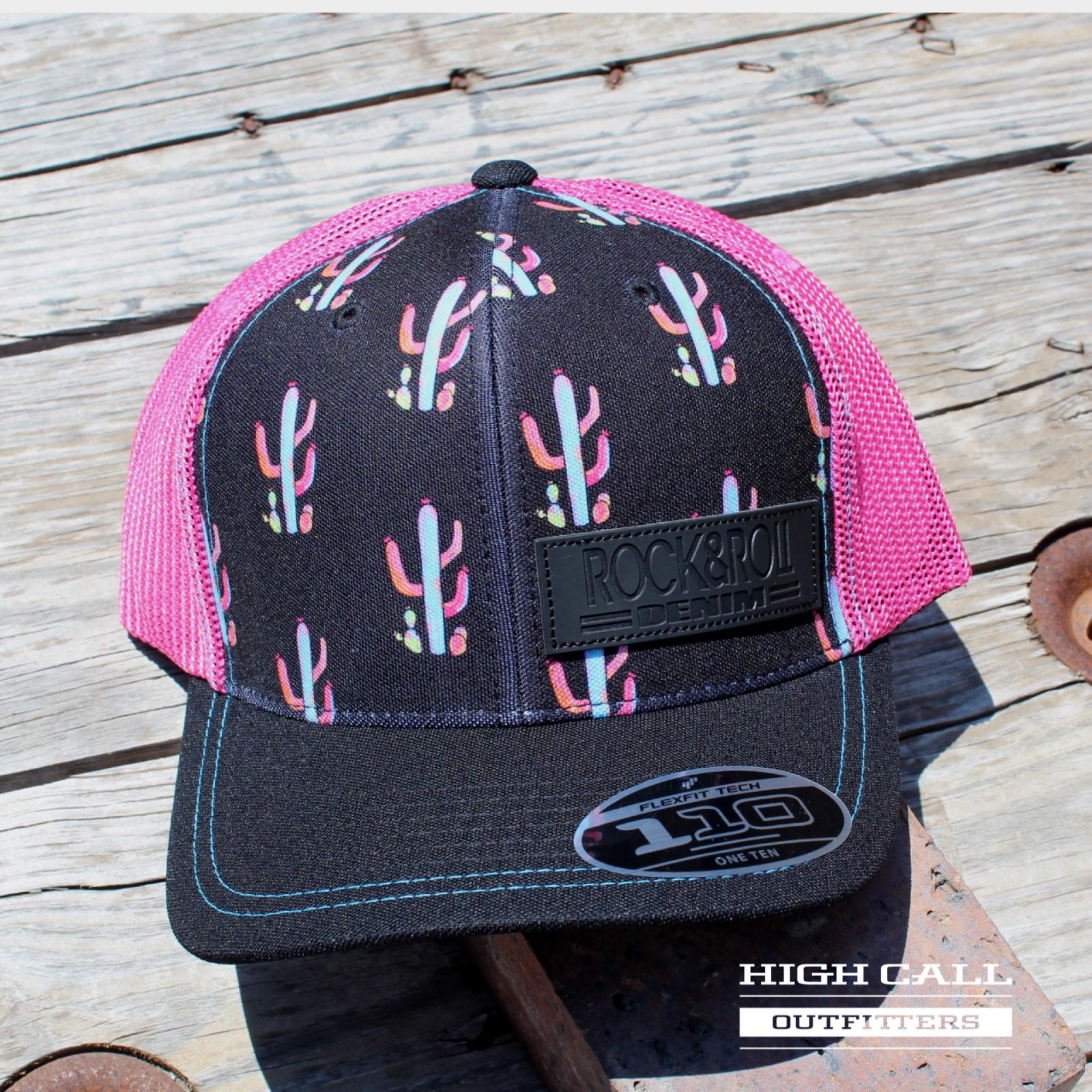 Cactus Ballcap from Rock & Roll