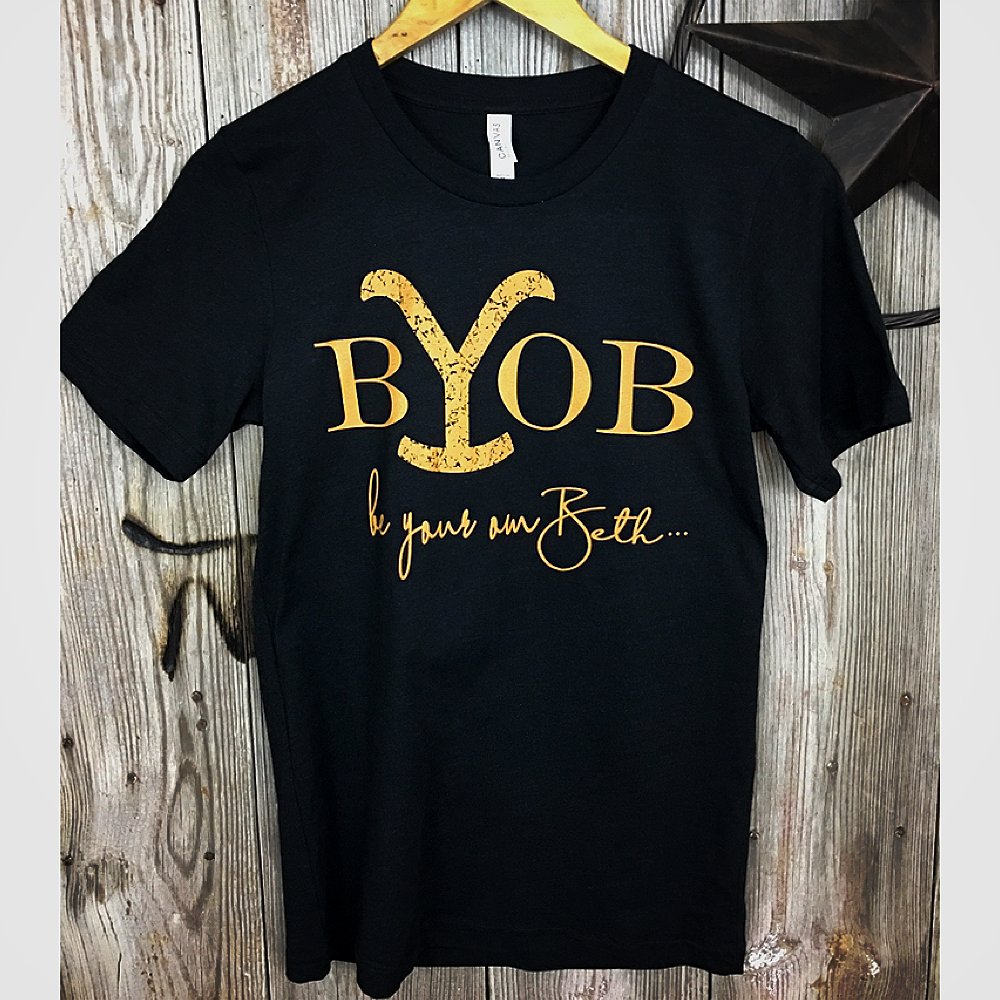 BYOB Be your own Beth