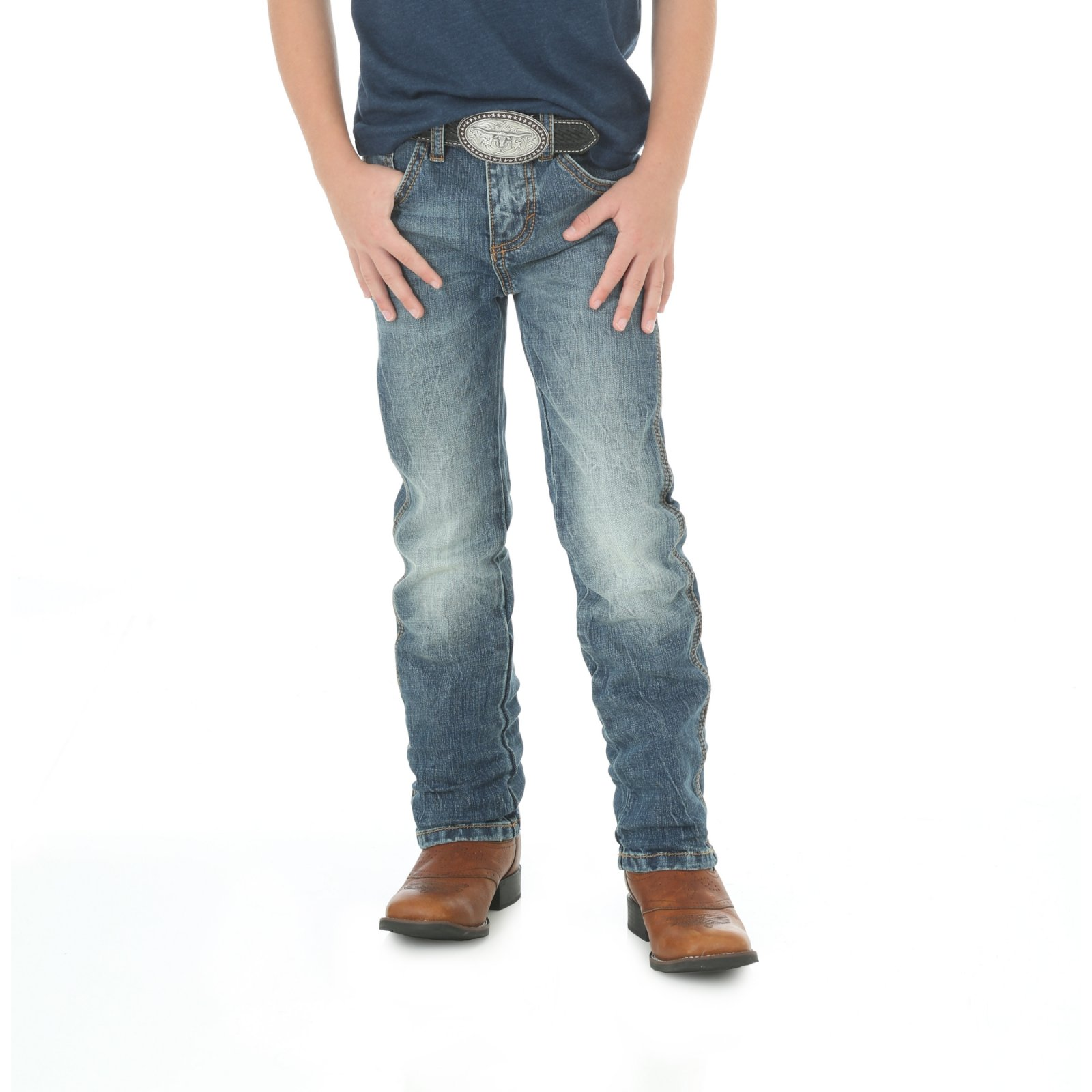 Retro Slim Straight from Wrangler -Regular Fit