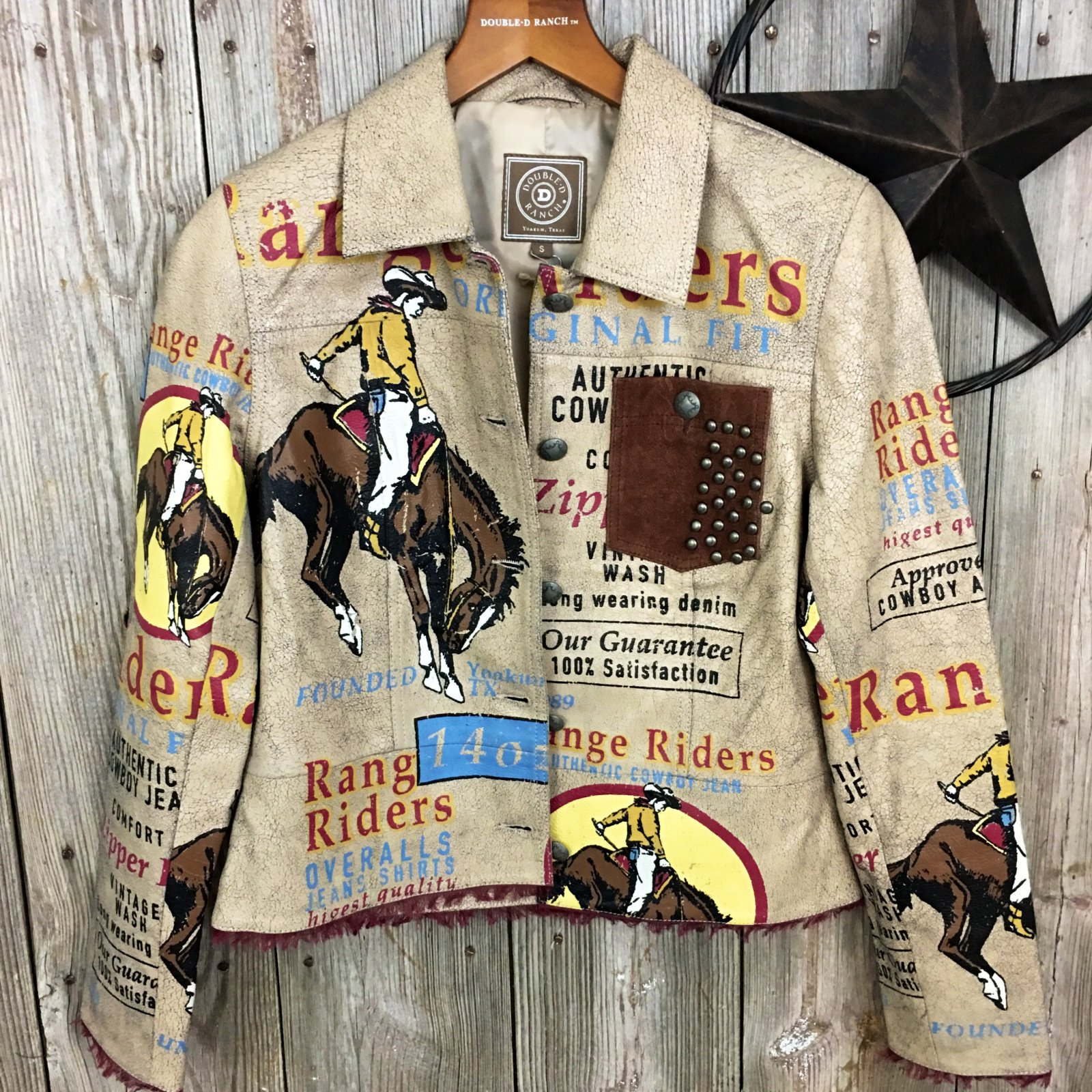 Range Rider Jacket from Double D Ranch