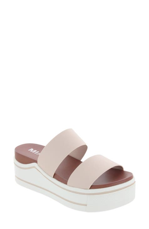 Ozzie Platform from Mia Shoes
