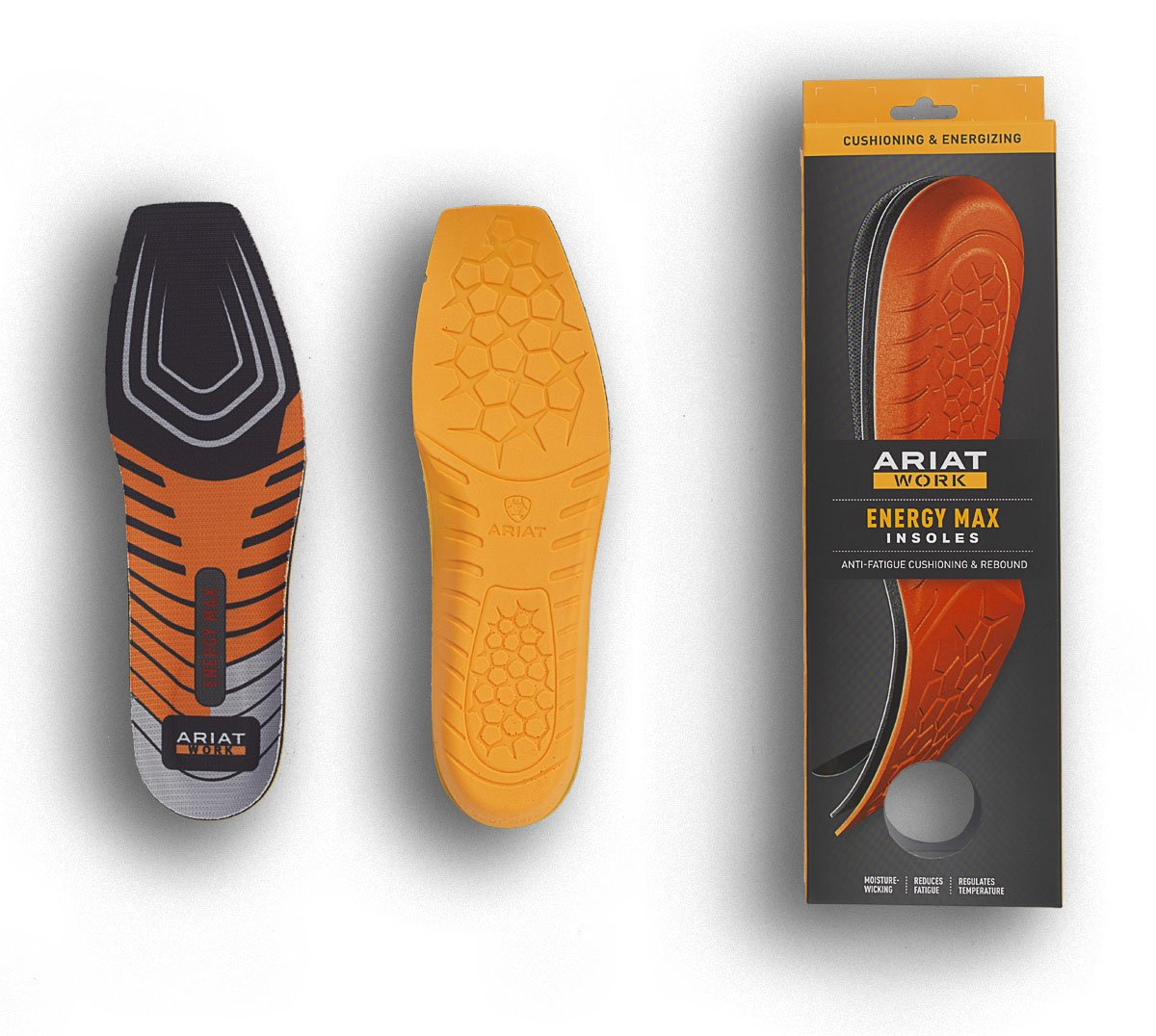 Energy Max Insole from Ariat