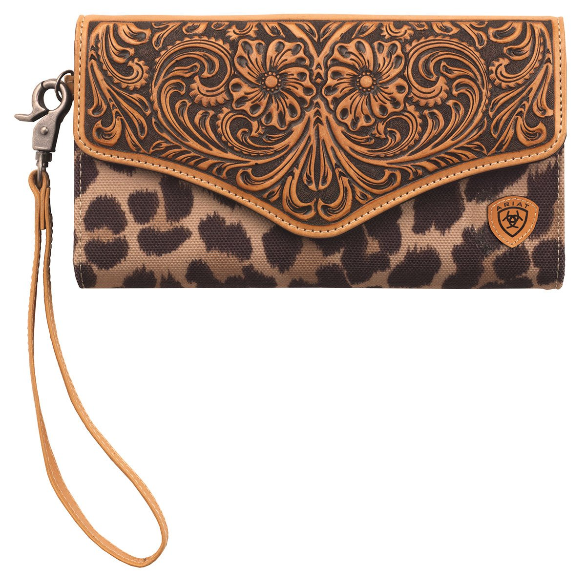 Leopard Clutch from Ariat