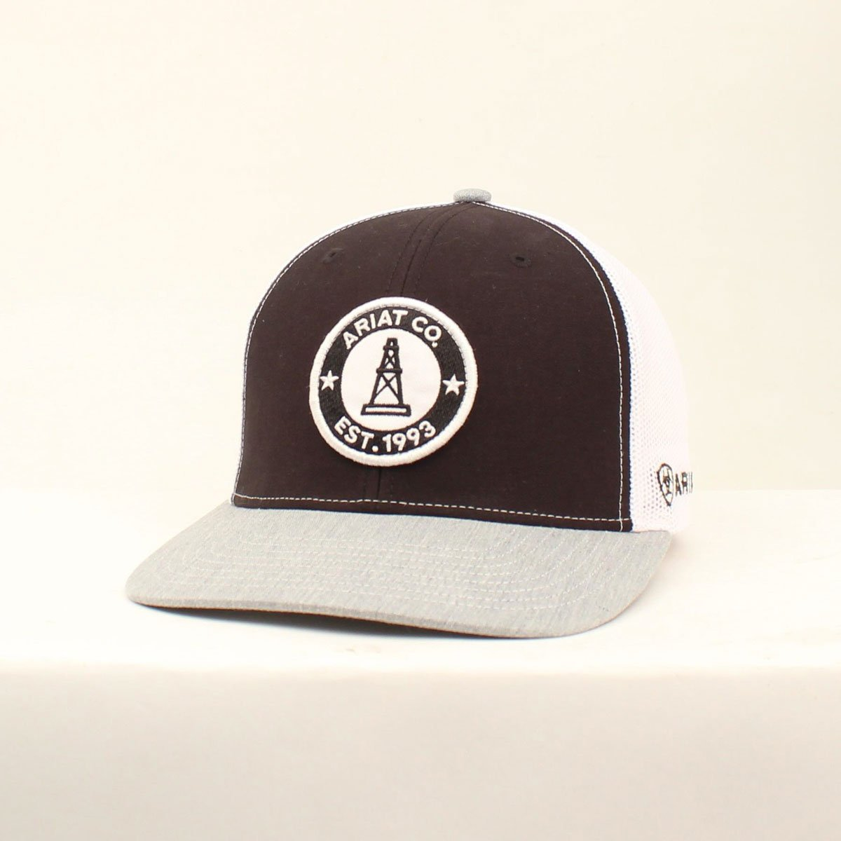 Oil Derrick Patch Hat from Ariat