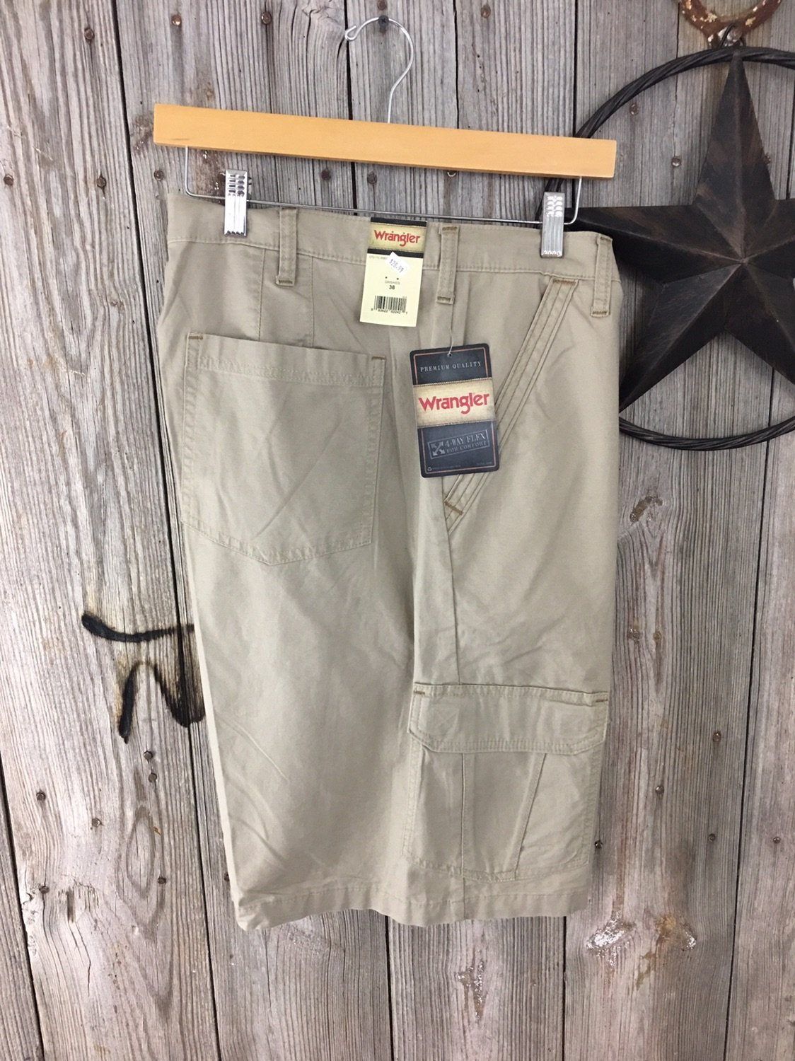 Cargo Styled Short from Wrangler
