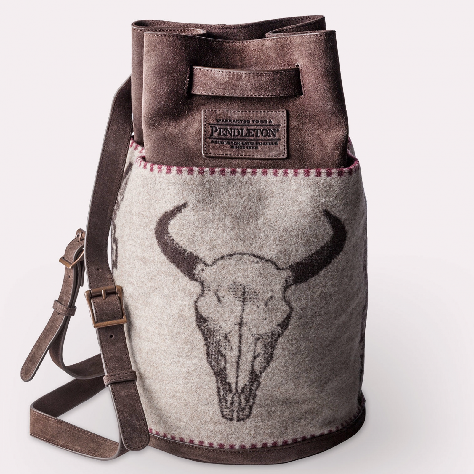 American West Bucket Backpack from Pendleton