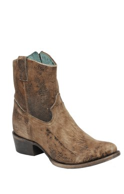 Lambskin Abstract Boot from Corral