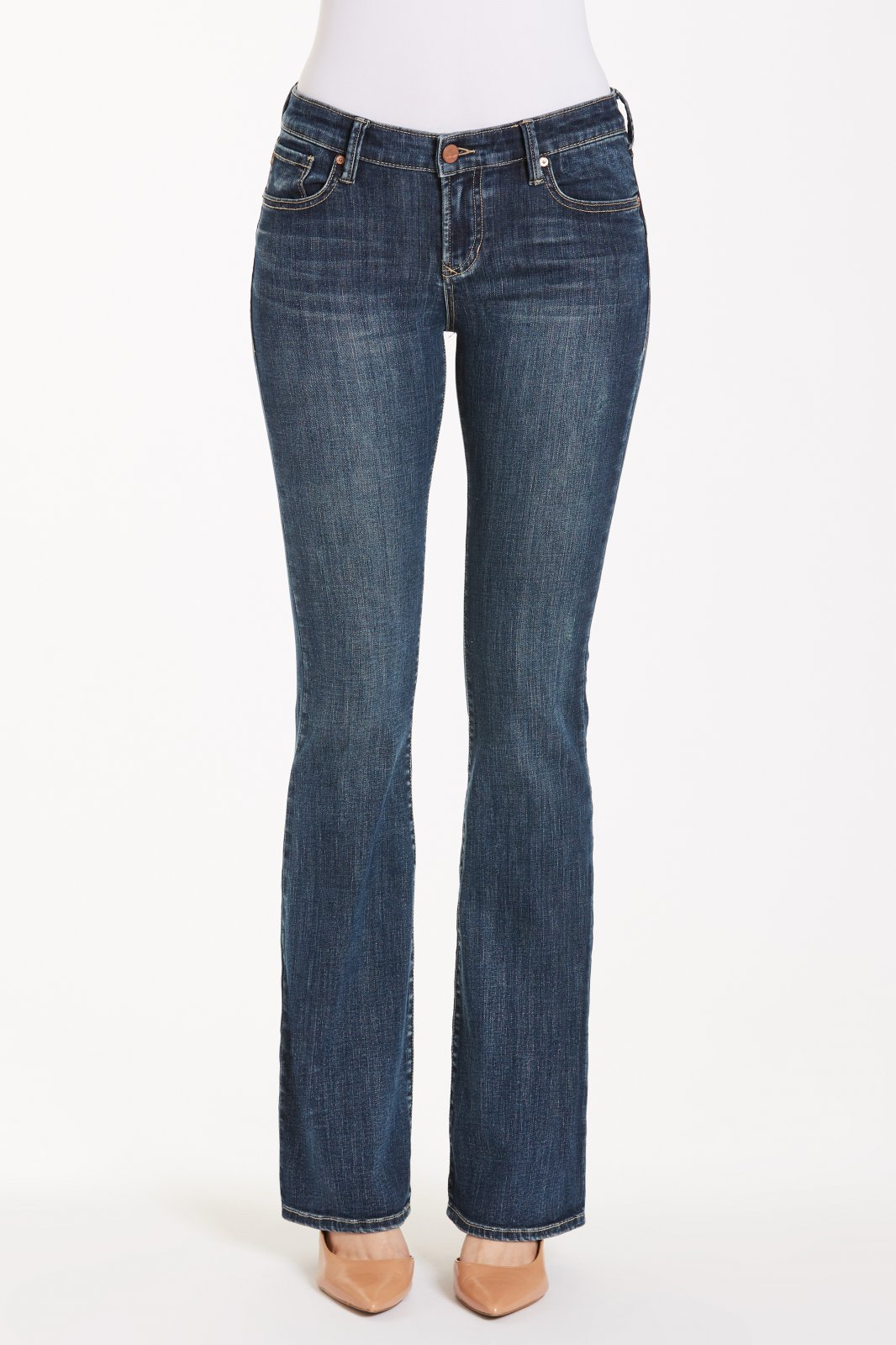 Ladies Sloane Bootcut Jean from Dear John