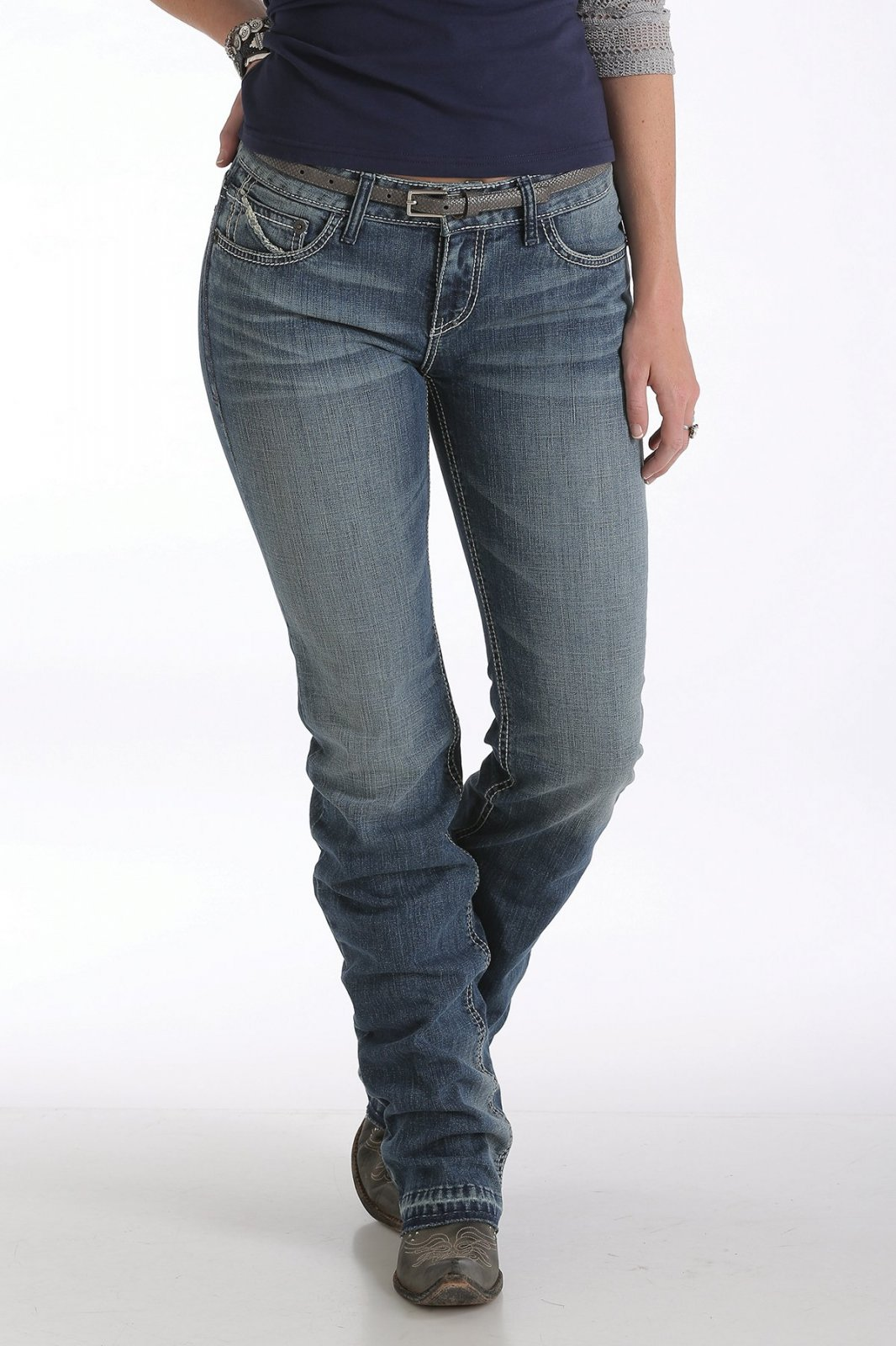 Abby Mid Rise from Cinch Jeans