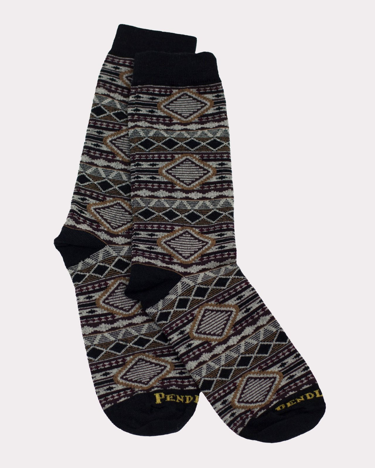 Cedar Mountain Socks from Pendleton