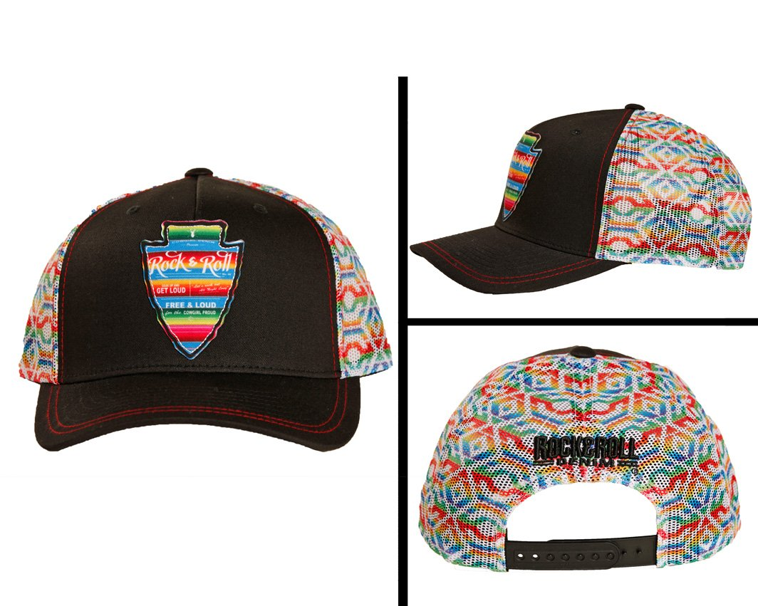 Arrowhead Rock & Roll Ball Cap
