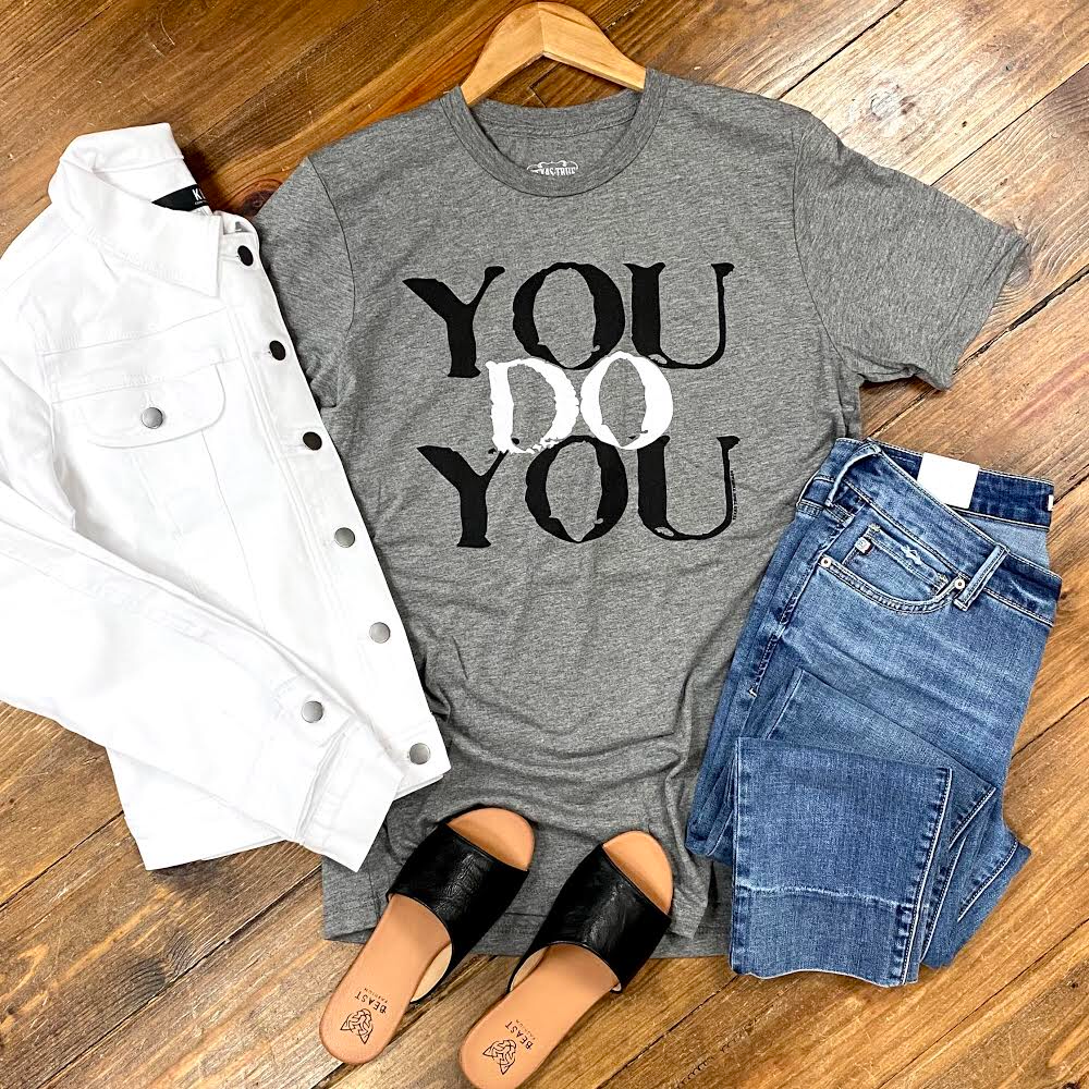 You Do You Graphic Tee
