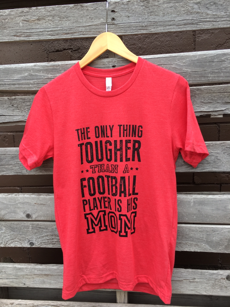 Tough Mom Graphic Tee
