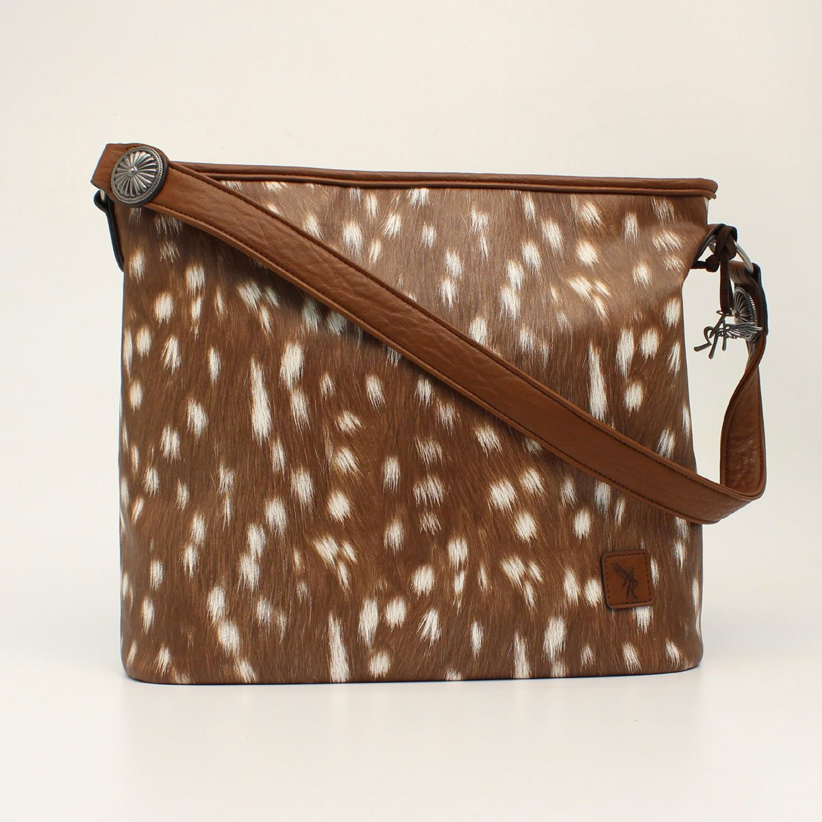Angel Ranch Deer Print Conceal & Carry Handbag