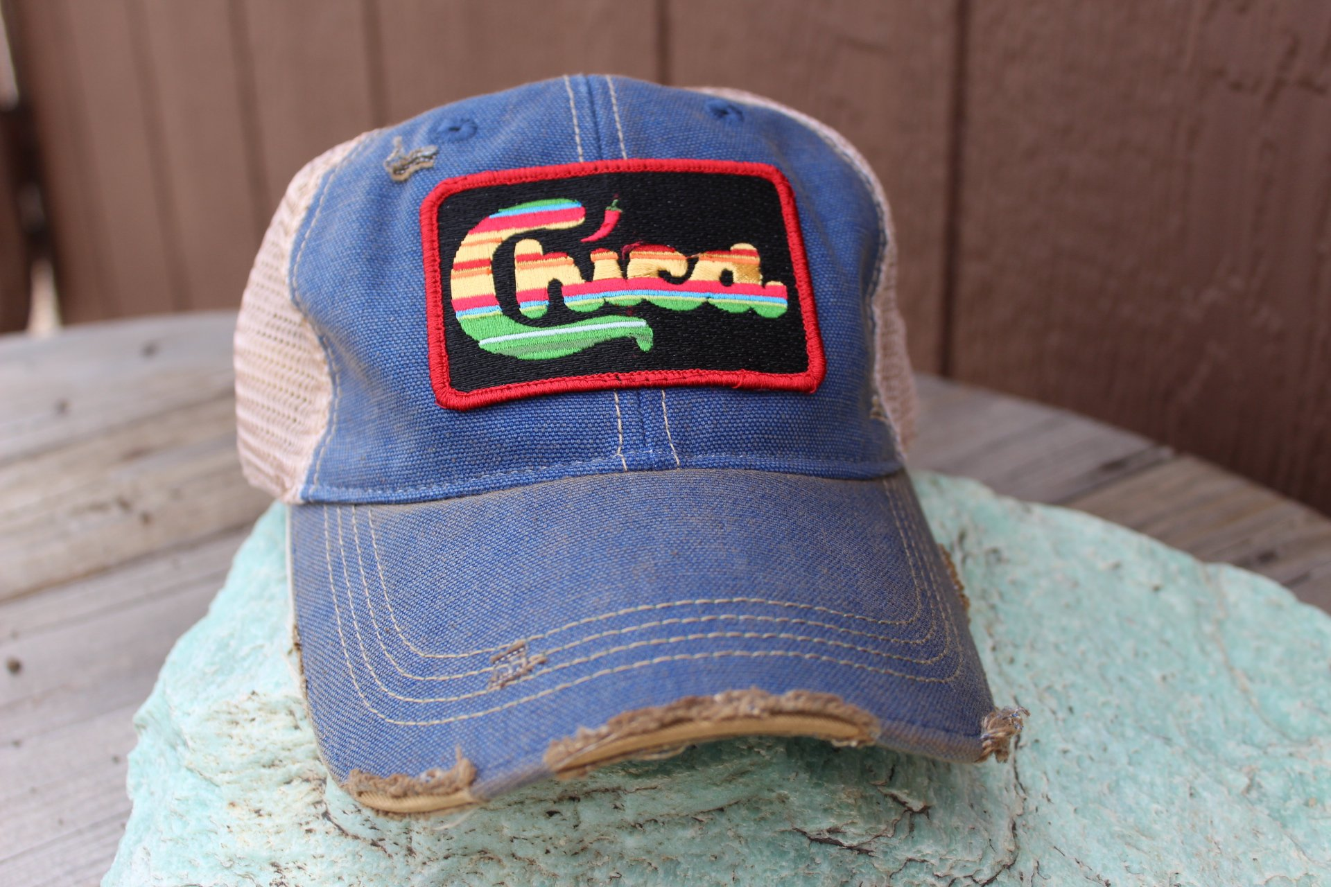 Chica Patch Ball Cap
