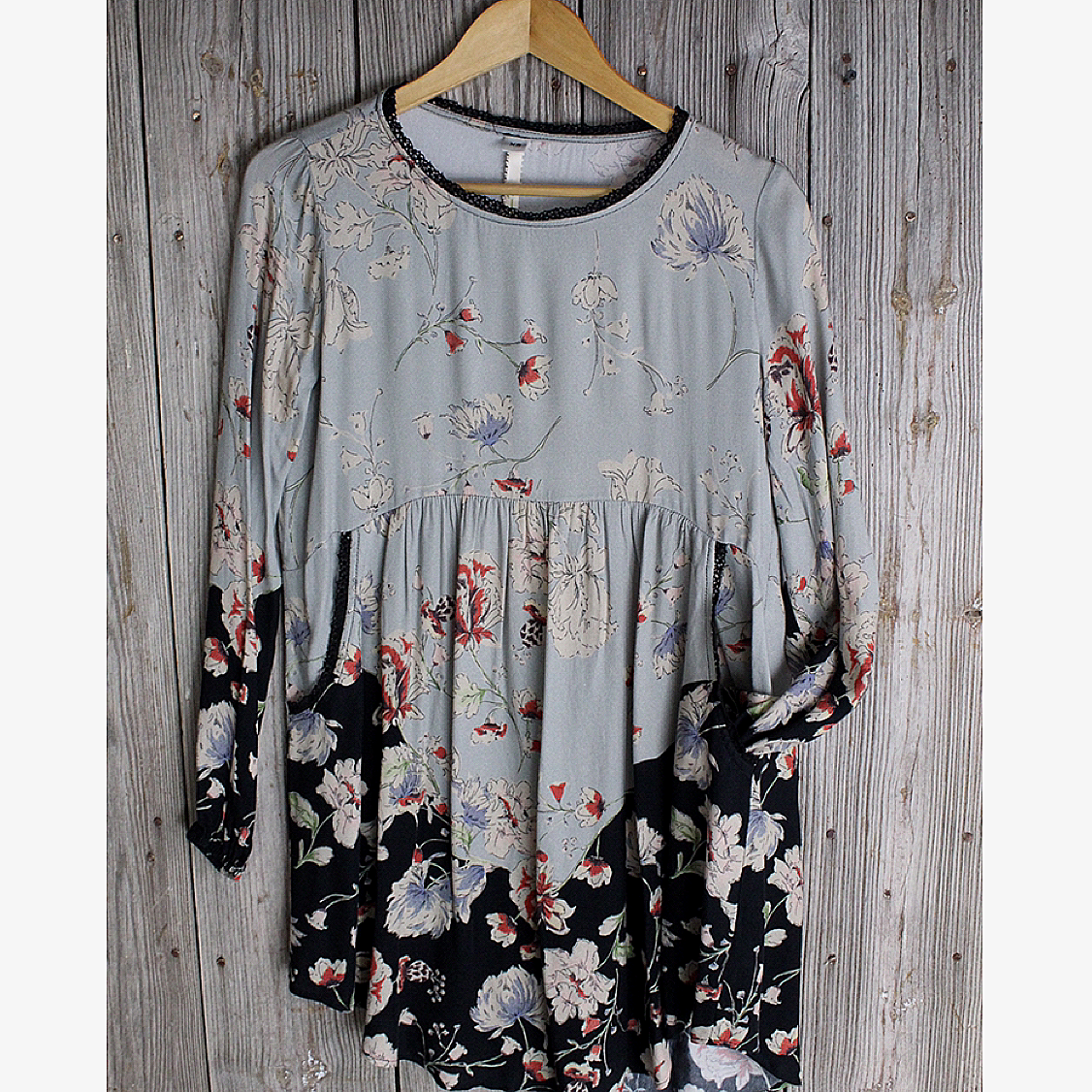 Floral Tunic from Uncle Frank