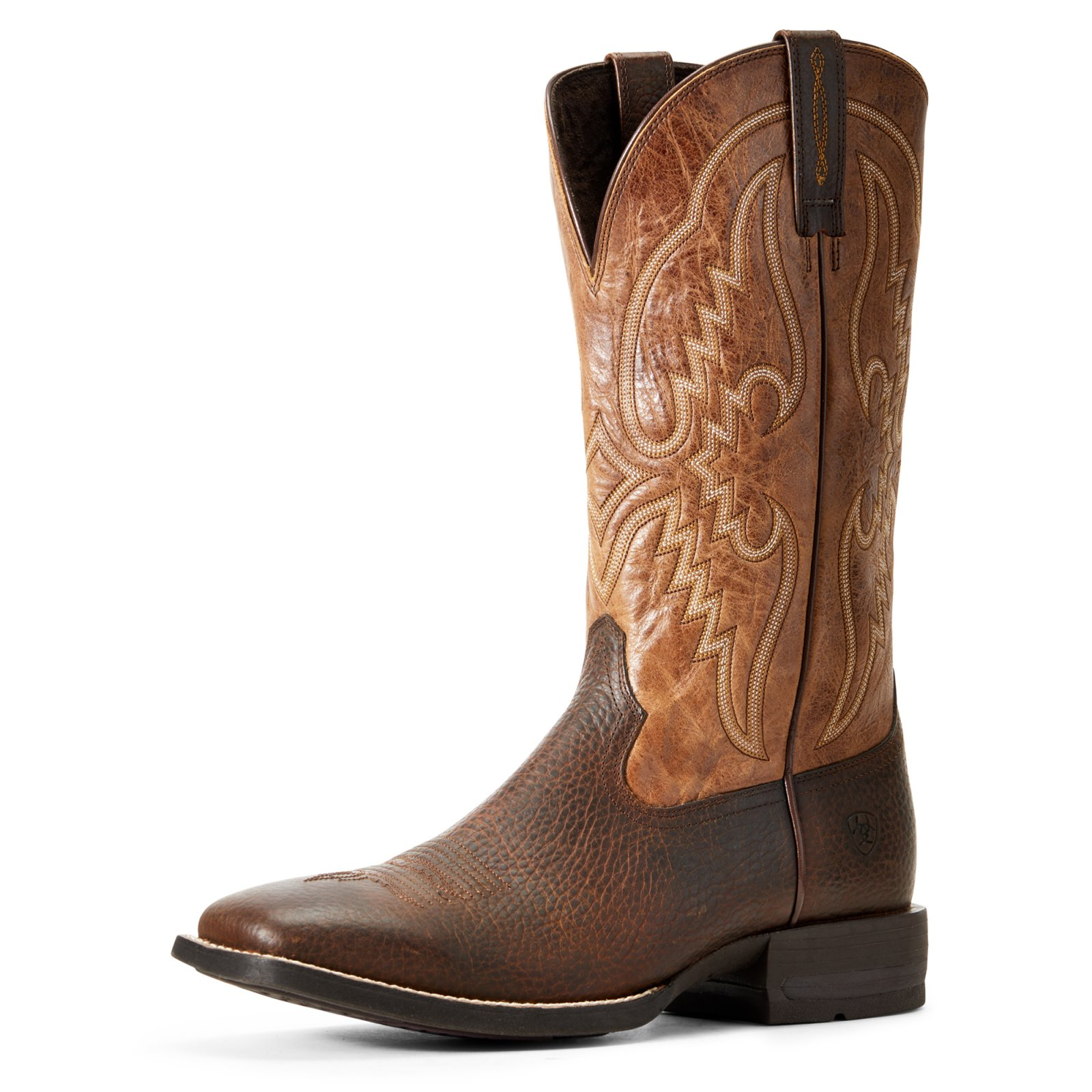 Round Pen Western Boot from Ariat
