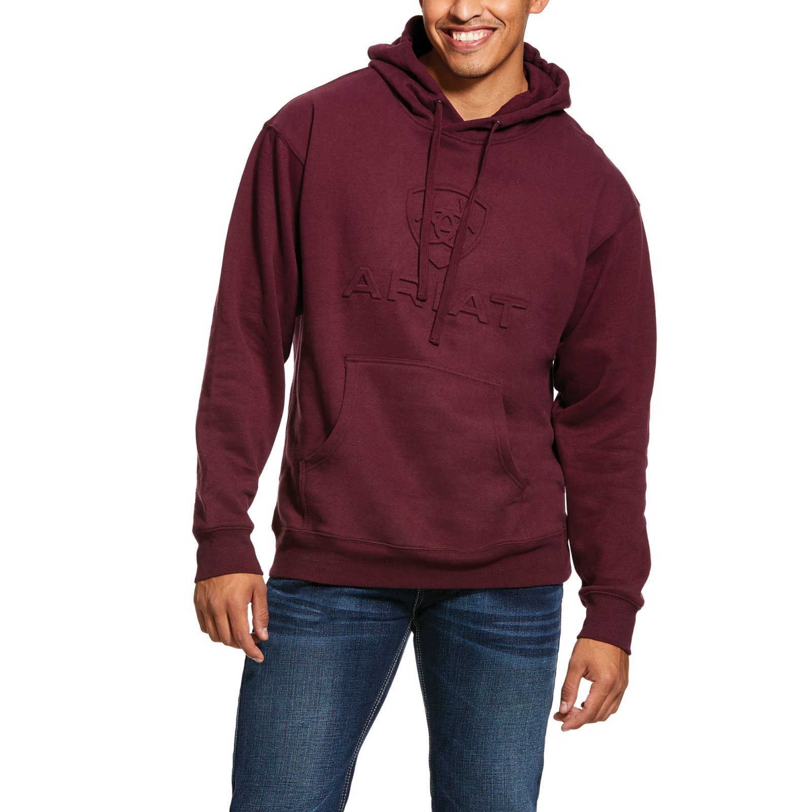 Branded Hoodie from Ariat