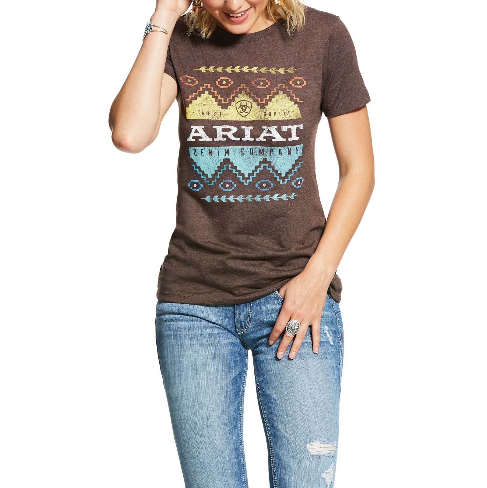 Navajo Tribe Tee from Ariat
