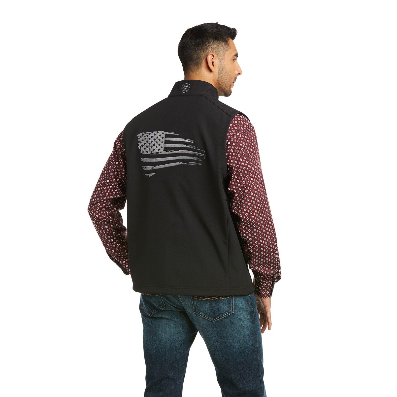 2.0 Patriot Softshell Vest from Ariat