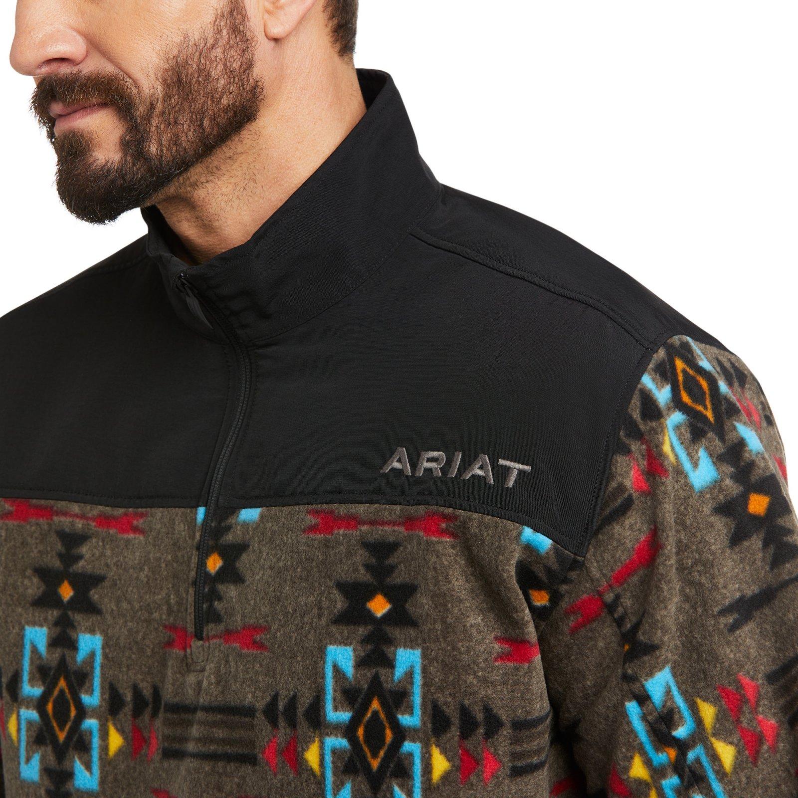 Basis 2.0 1/4 Zip Sweatshirt from Ariat