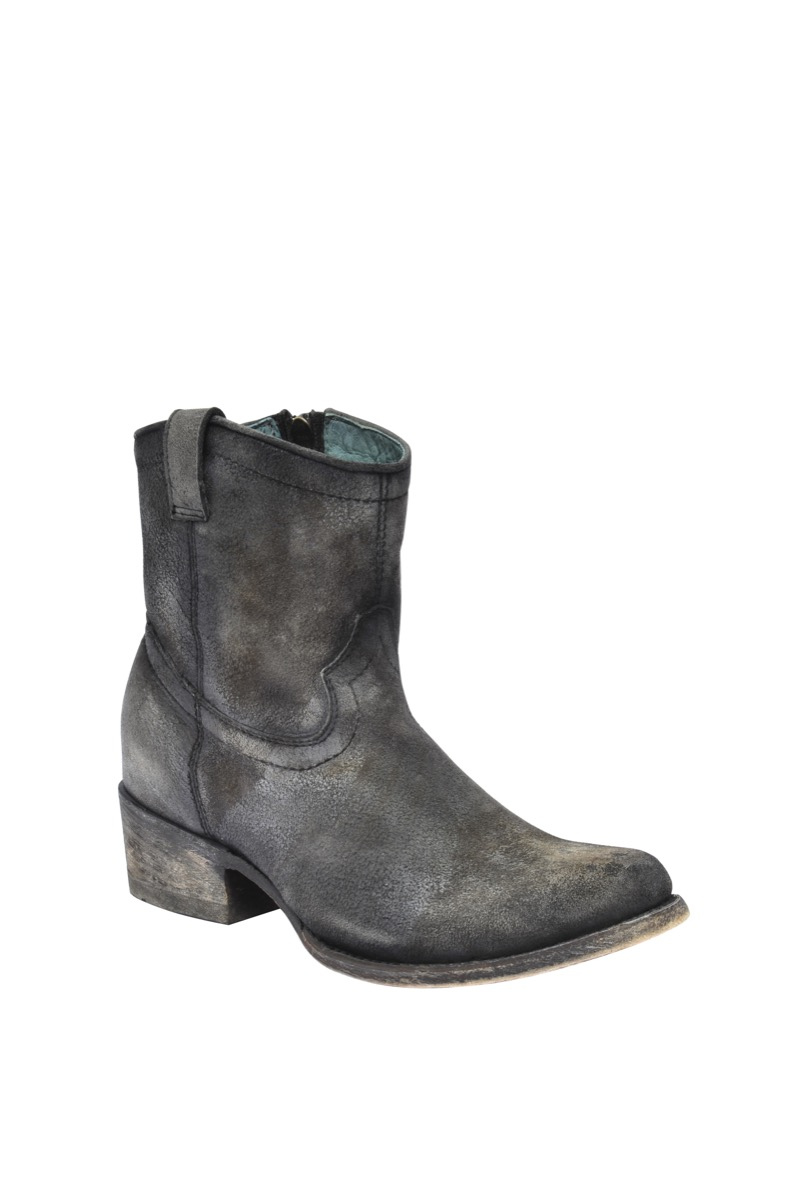 Distressed Lamb Bootie from Corral