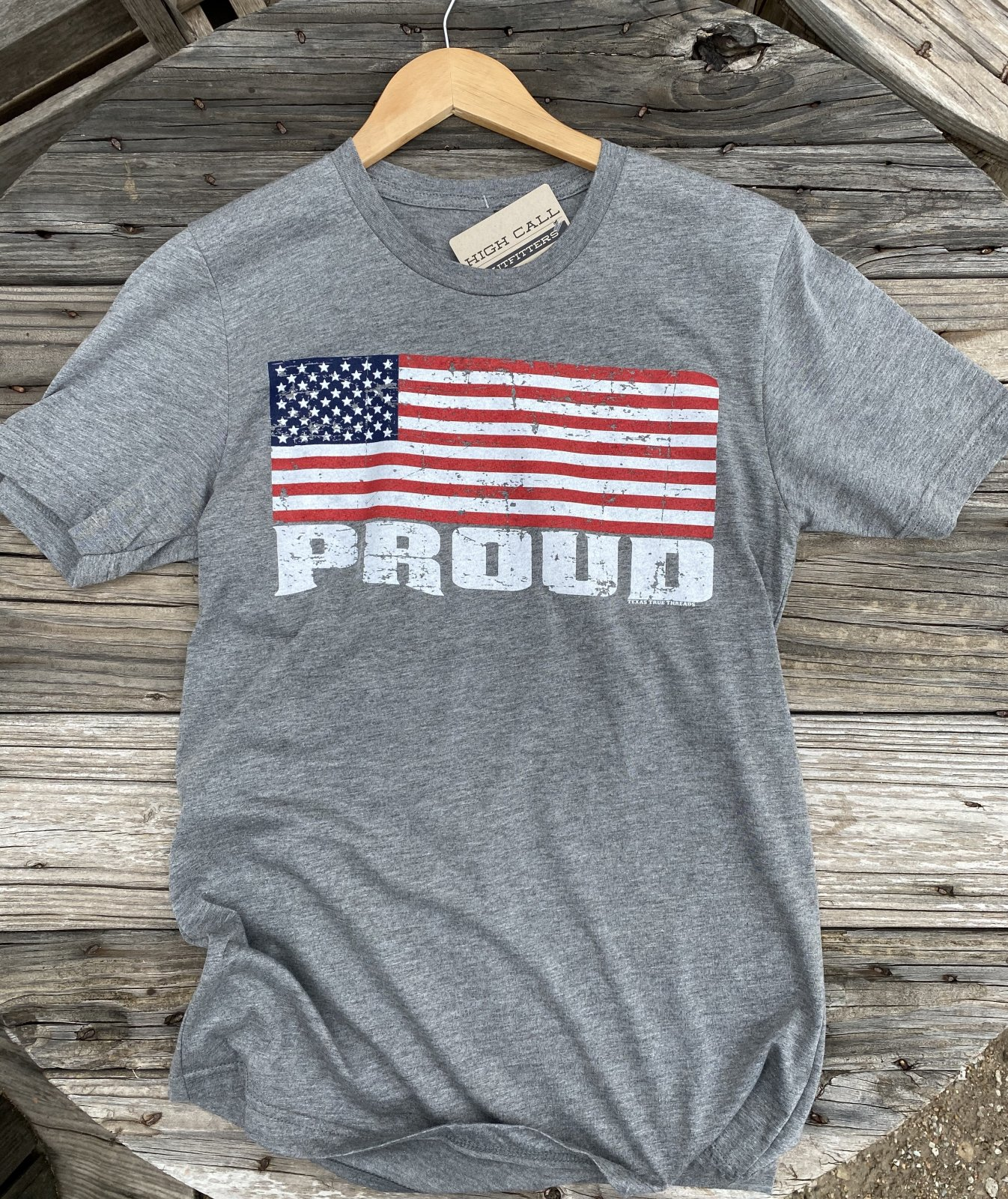 America Proud Graphic Tee